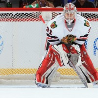 The Blackhawks Need To Make A Change At Goalie