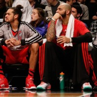 Carlos Boozer Doesn't Enjoy Sitting In The Fourth Quarter