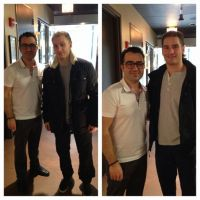 Patrick Kane And Brandon Saad Have Their Playoff Mullets