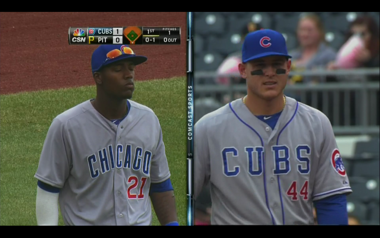 los angeles ca214 be31c This Photo Says Everything You Need To Know About The Cubs ...