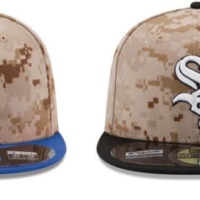The Cubs And White Sox Will Wear These Ugly Ass Memorial Day Hats
