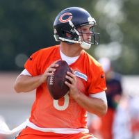 Jimmy Clausen Is Your Bears Backup Quarterback